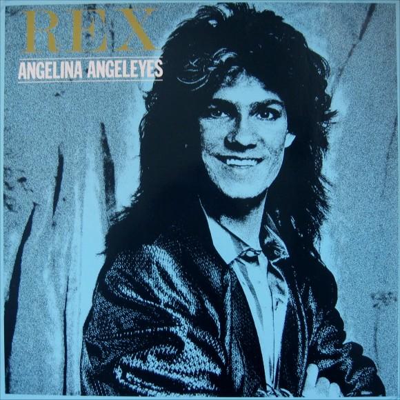 Rex Gisslén* Rex - Angelina Angel Eyes